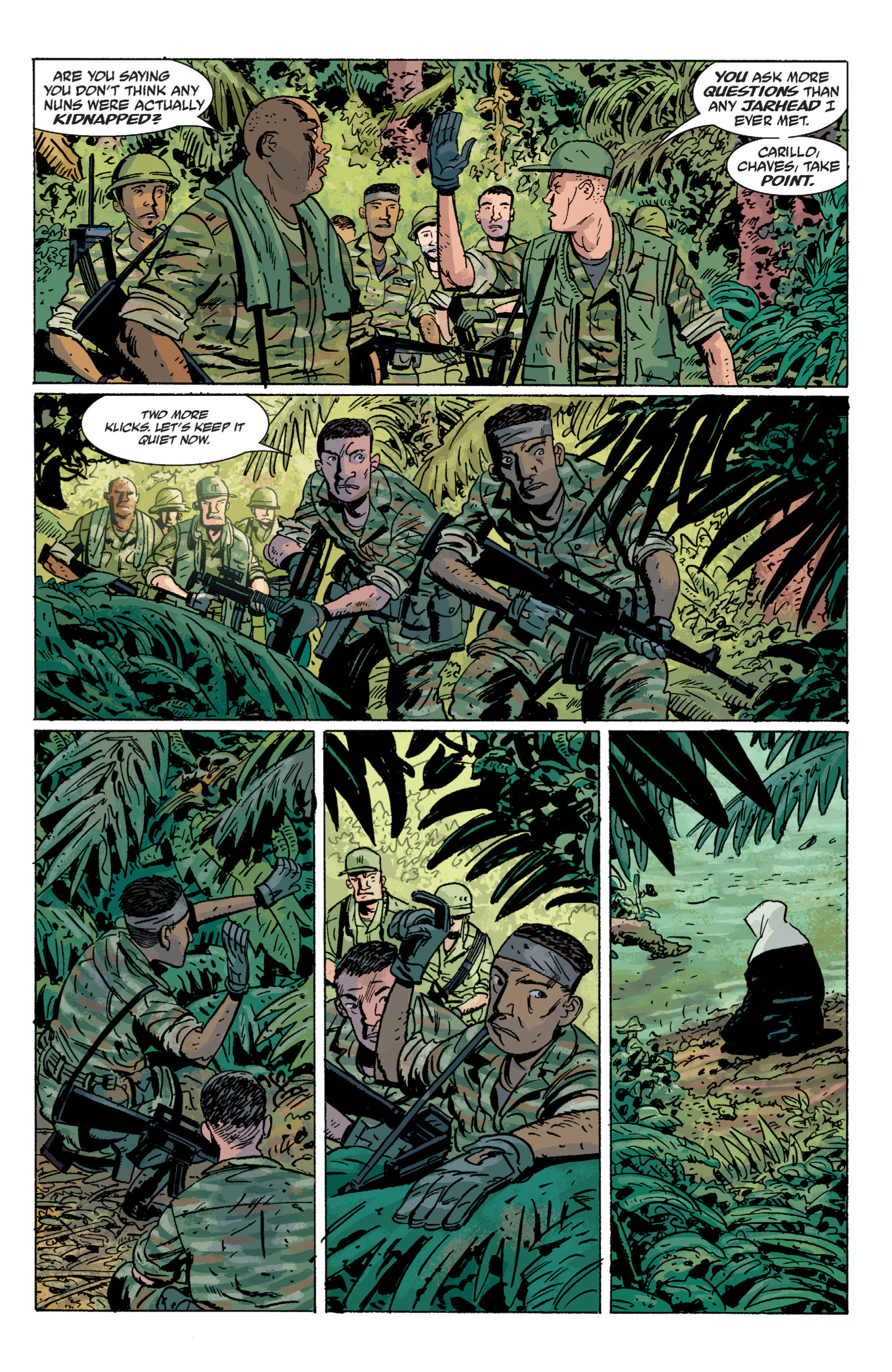 Read online B.P.R.D. (2003) comic -  Issue # TPB 6 - 38