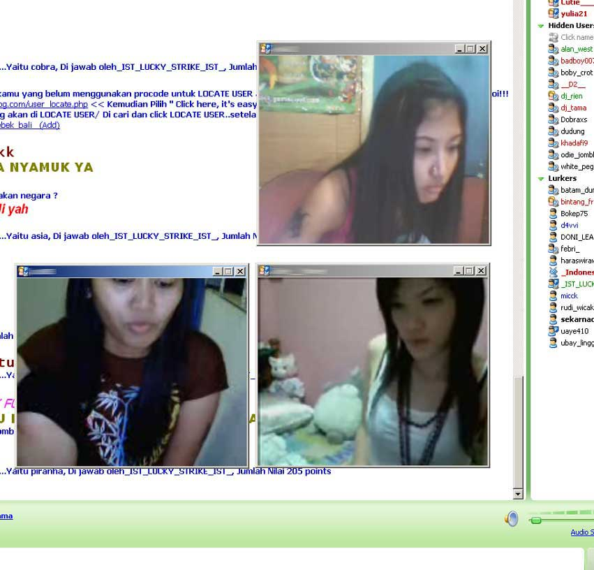 Asian sex on camfrog