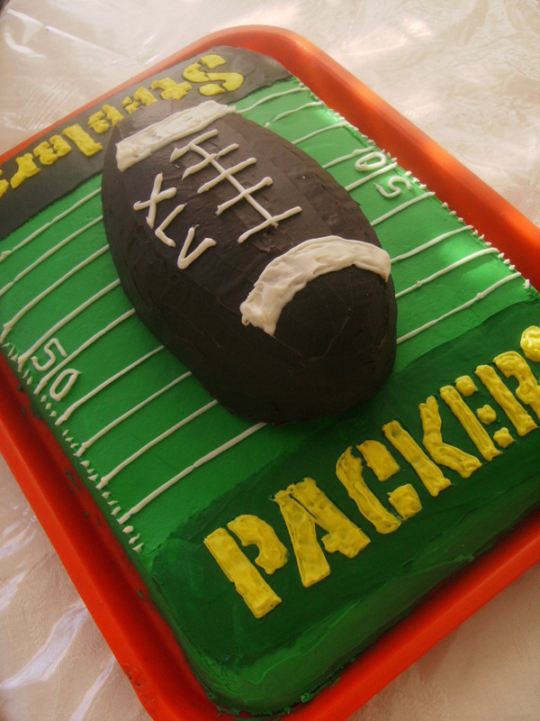 What Frosting To Use For Superbowl Cake