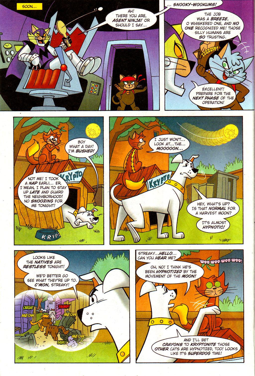 Read online Krypto the Superdog comic -  Issue #3 - 5