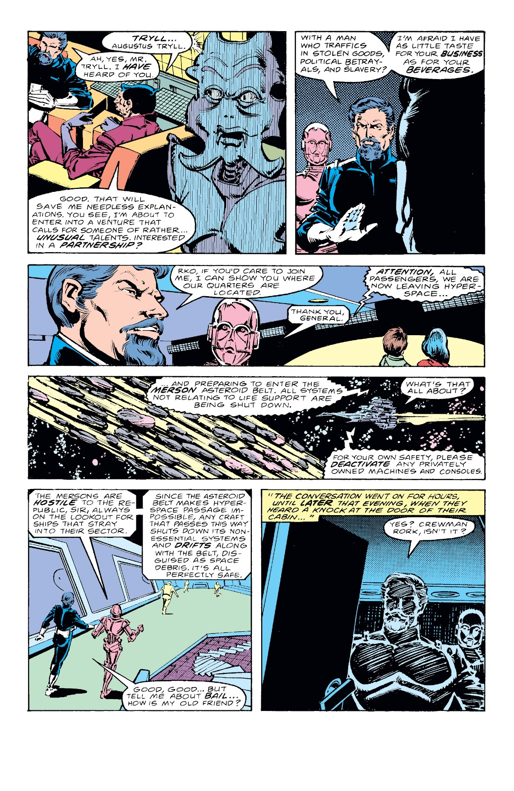 Read online Star Wars Legends: The Original Marvel Years - Epic Collection comic -  Issue # TPB 2 (Part 1) - 14