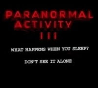 Paranormal Activity 3 movie