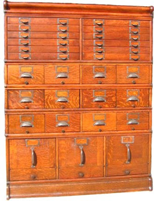 Remember I Said D Like To Have An Old Library Index Card File Cabinet Found One But My Wallet Says It Will Wait
