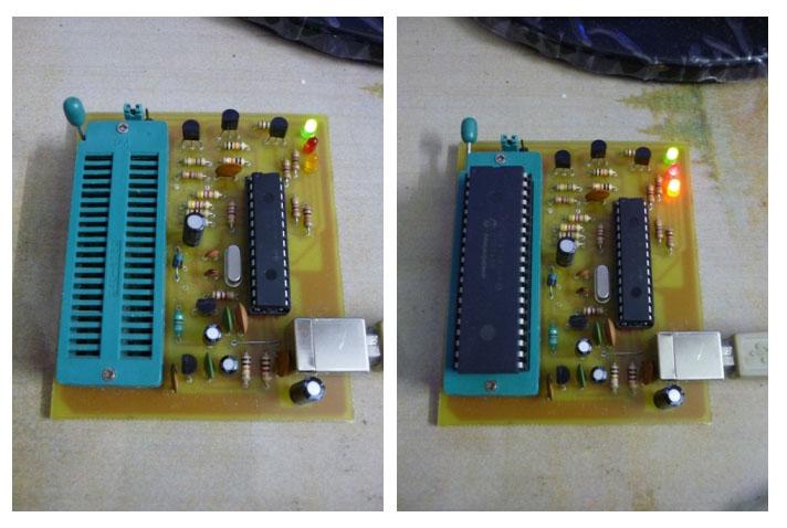 DIY electronics PICkit 2 Clone