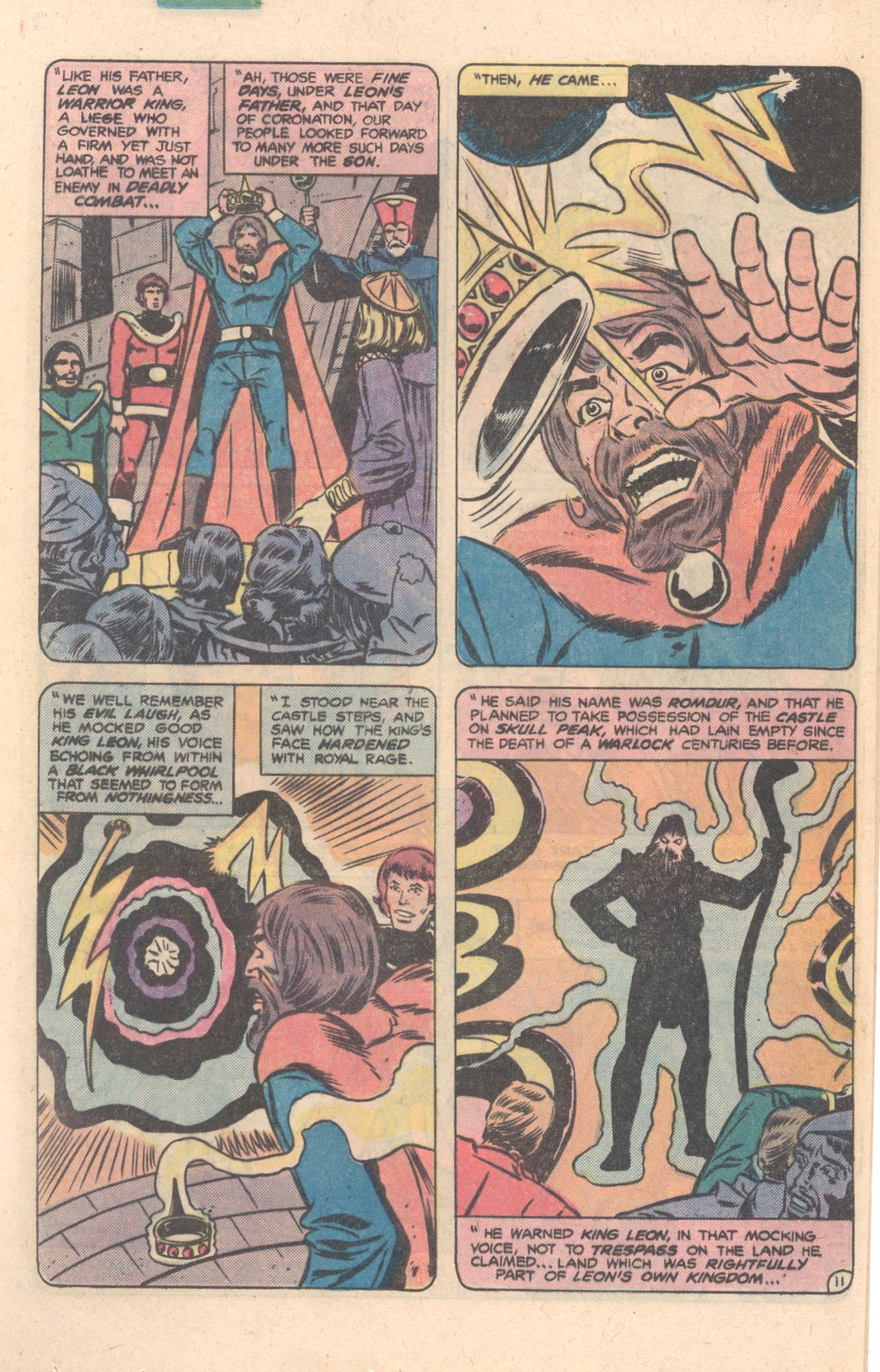 Legion of Super-Heroes (1980) 276 Page 11