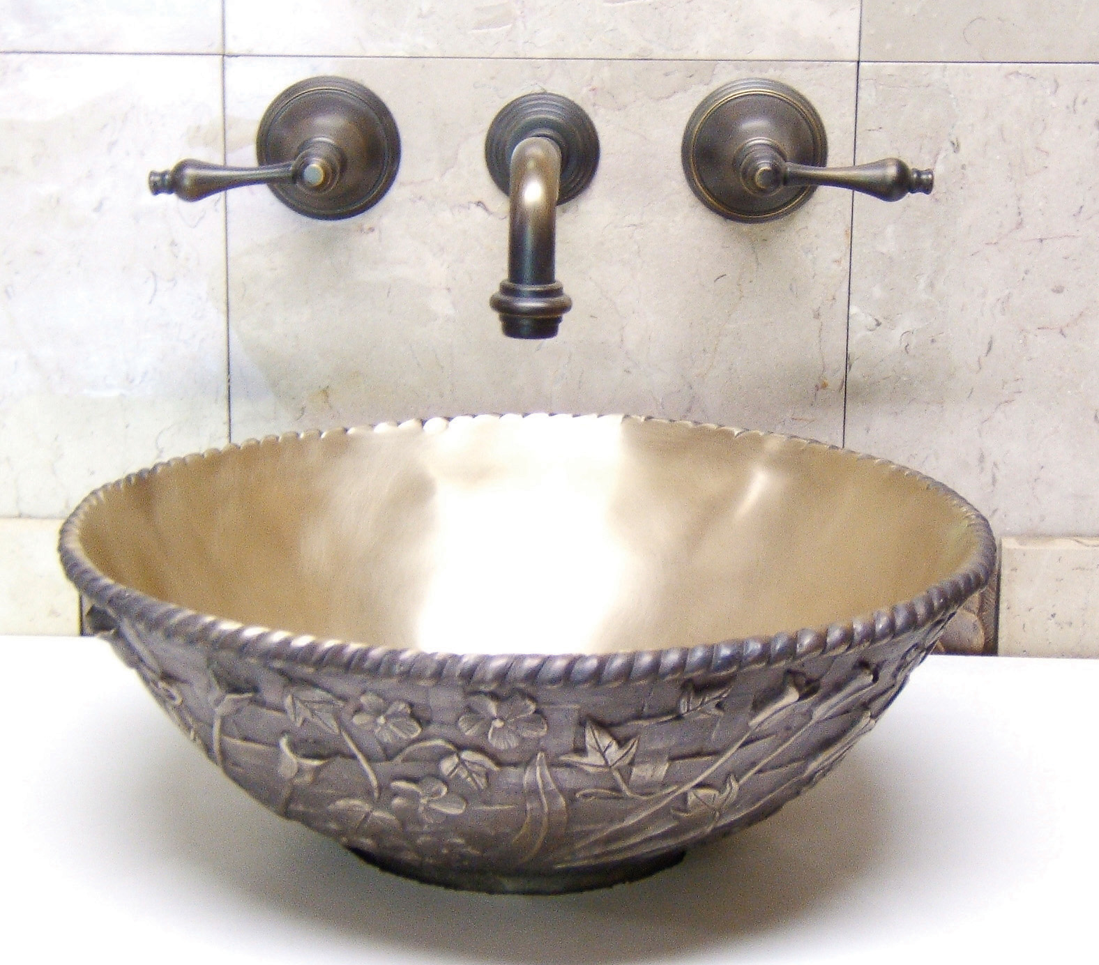connie deamond interior creations: unusual sinks for the