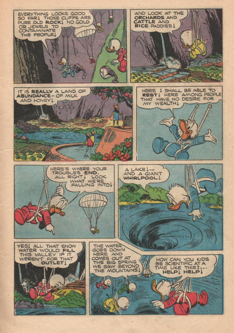 Read online Uncle Scrooge (1953) comic -  Issue #6 - 13