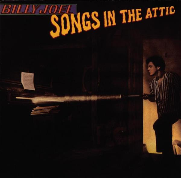 The Cd Project Billy Joel Songs In The Attic 1981