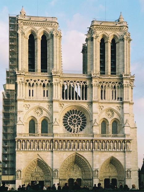 Notre Dame Cathedral France