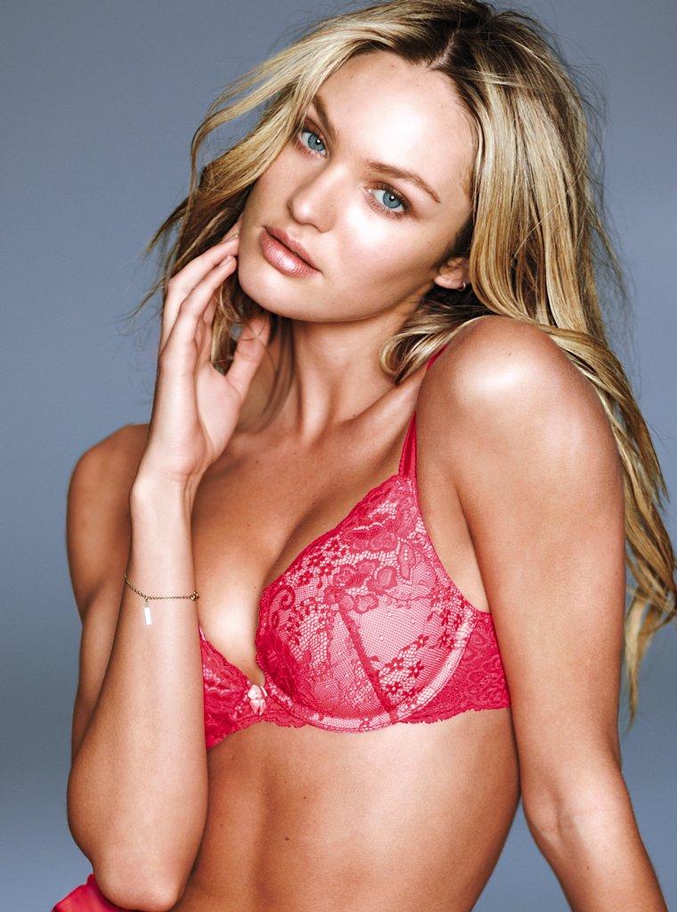 Candice Swanepoel Sexy Lingerie Photos  New Celebrity