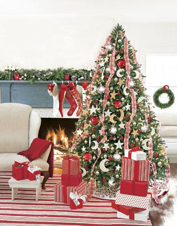 Inspire Bohemia Traditional Christmas Trees