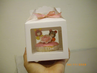Orchards Green Paper Gift Boxes