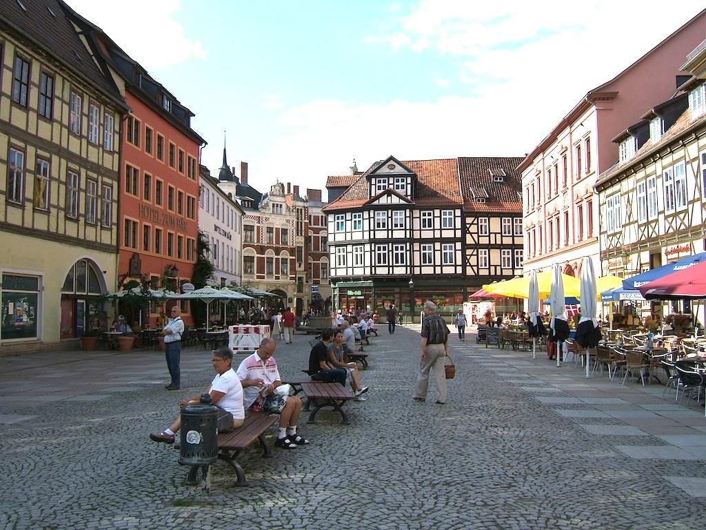 Single goslar