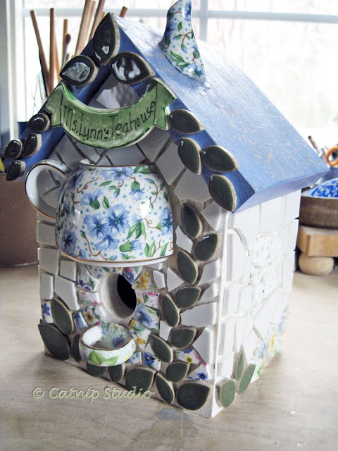cini-porselene-mozaik-kus-evi