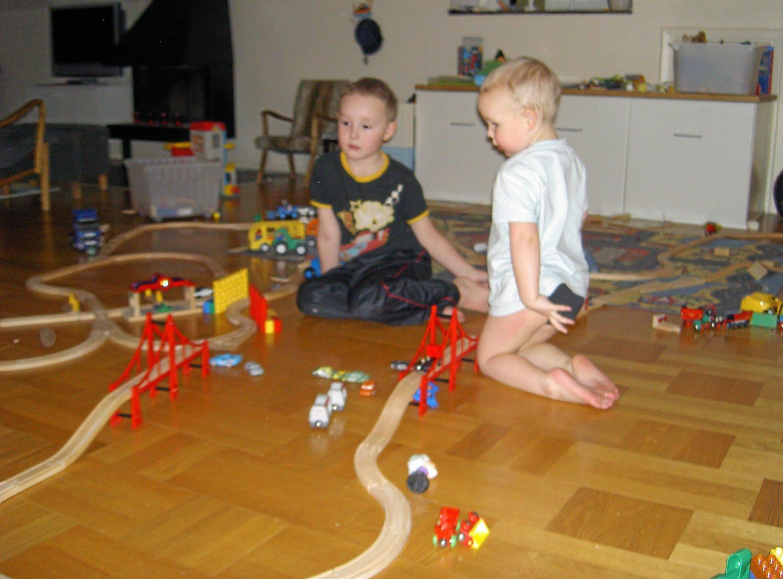 leksaker till 1 5 årig pojke