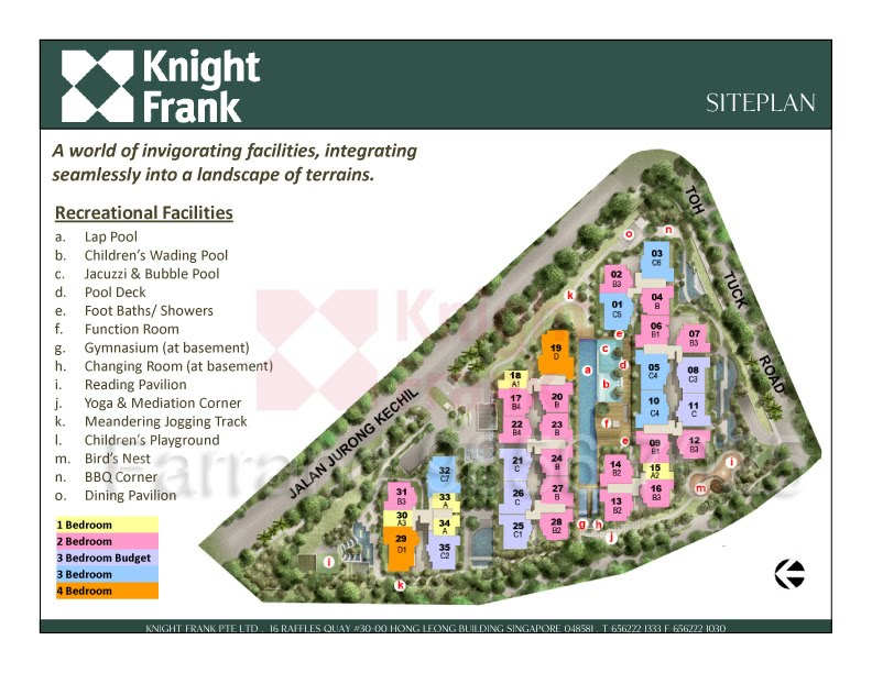 TerreneBukit Timah Site Plan – How To Get A Site Plan