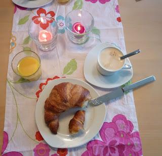 Sammelhamster Frühlings Frühstück