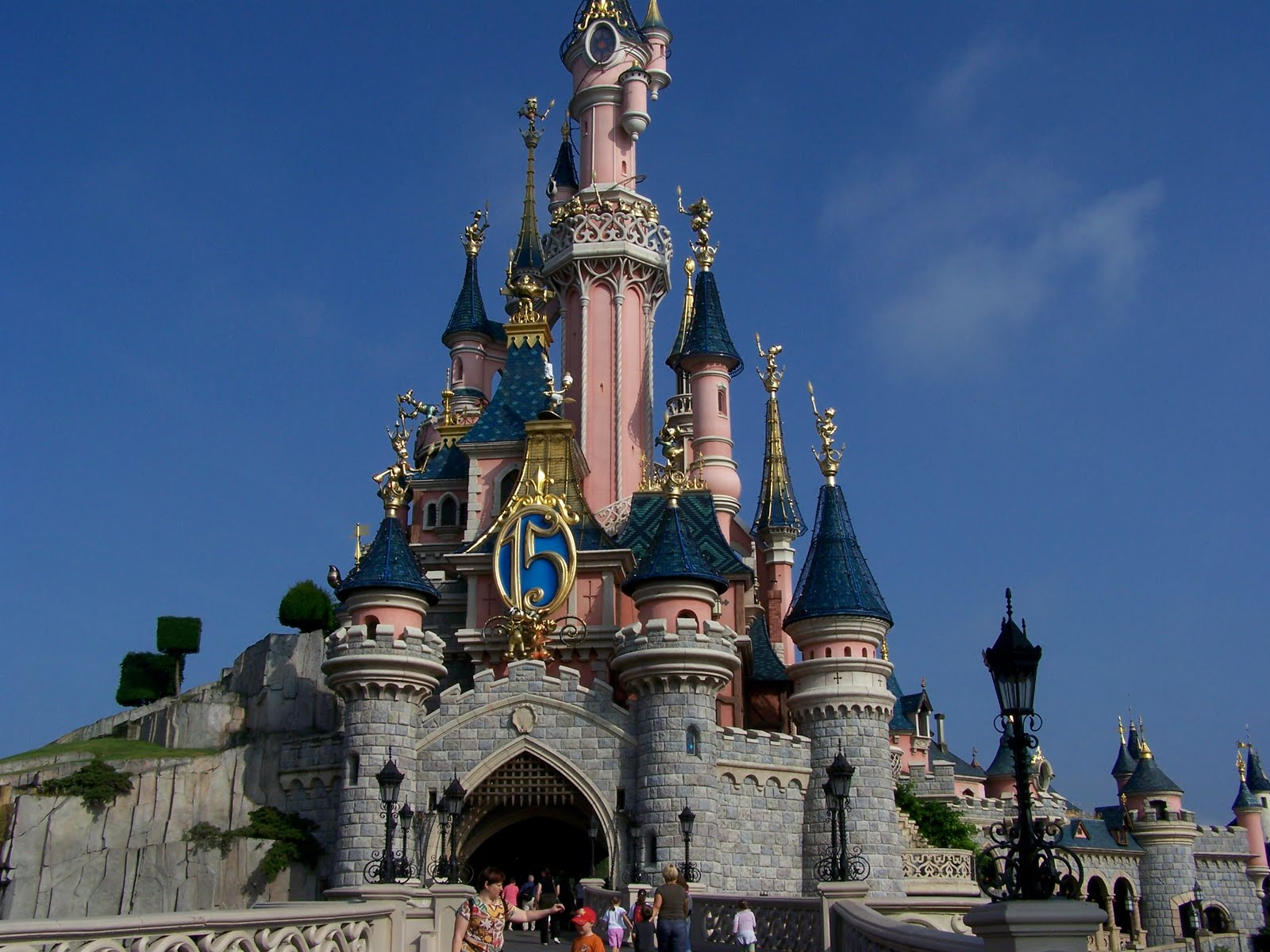 Insights and Sounds: Disney Park Countdown- #3 Disneyland ...