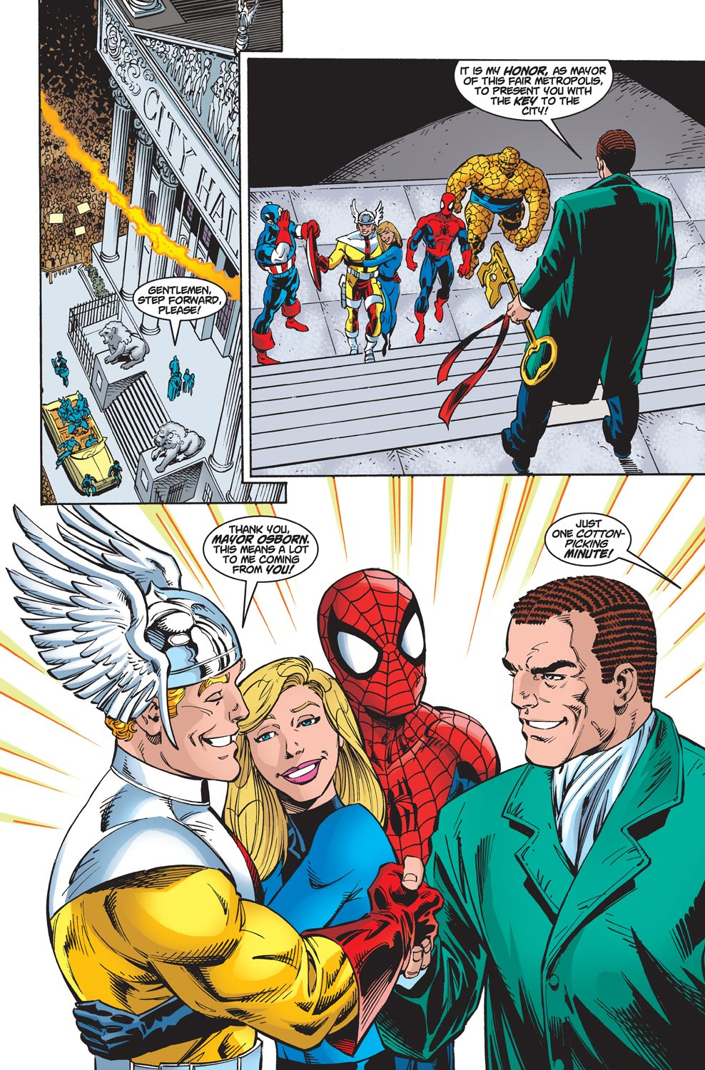 The Amazing Spider-Man (1999) 7 Page 17
