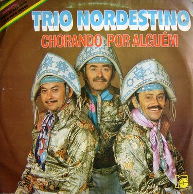 """Lindú, Coroné e Cobrinha : Popular """" Trio Nordestino """""""