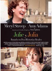 Julie y Julia - Cartel