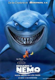 Buscando a Nemo - Cartel