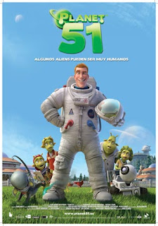 Planet 51 - Cartel