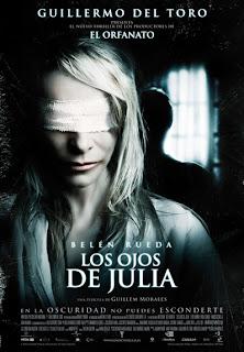 Los ojos de Julia - Cartel