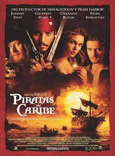 Piratas del Caribe. La maldición de la Perla Negra - Cartel