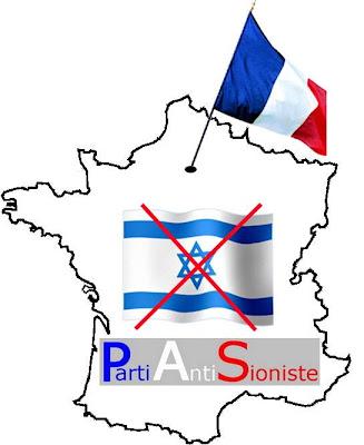 Le logo du Parti Anti Sioniste