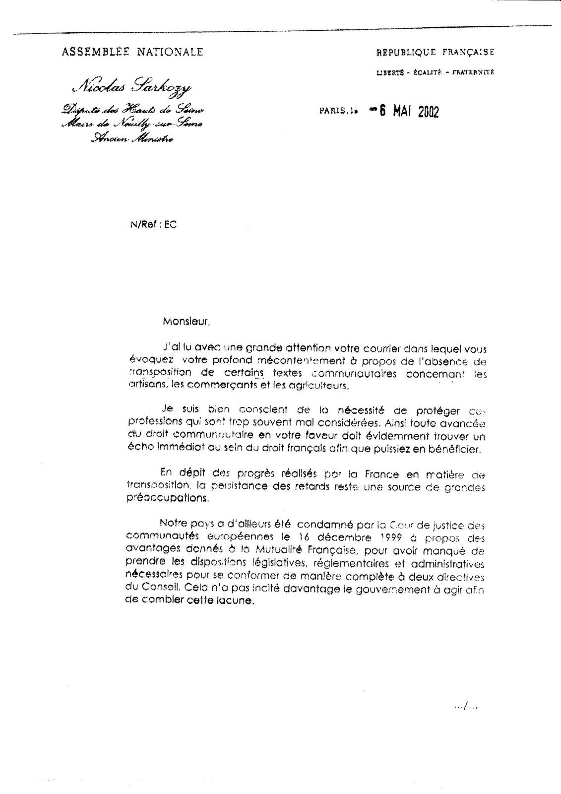 lettre denonciation travail au noir