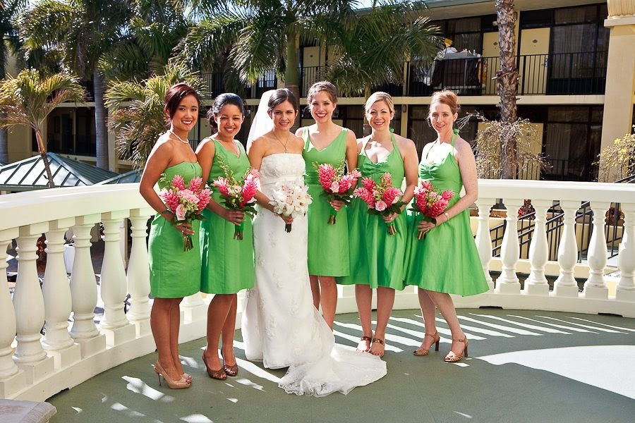 Pink Bridesmaid Dresses  The Knot