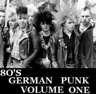 Fields of Haze: 80's German Punk Compilation