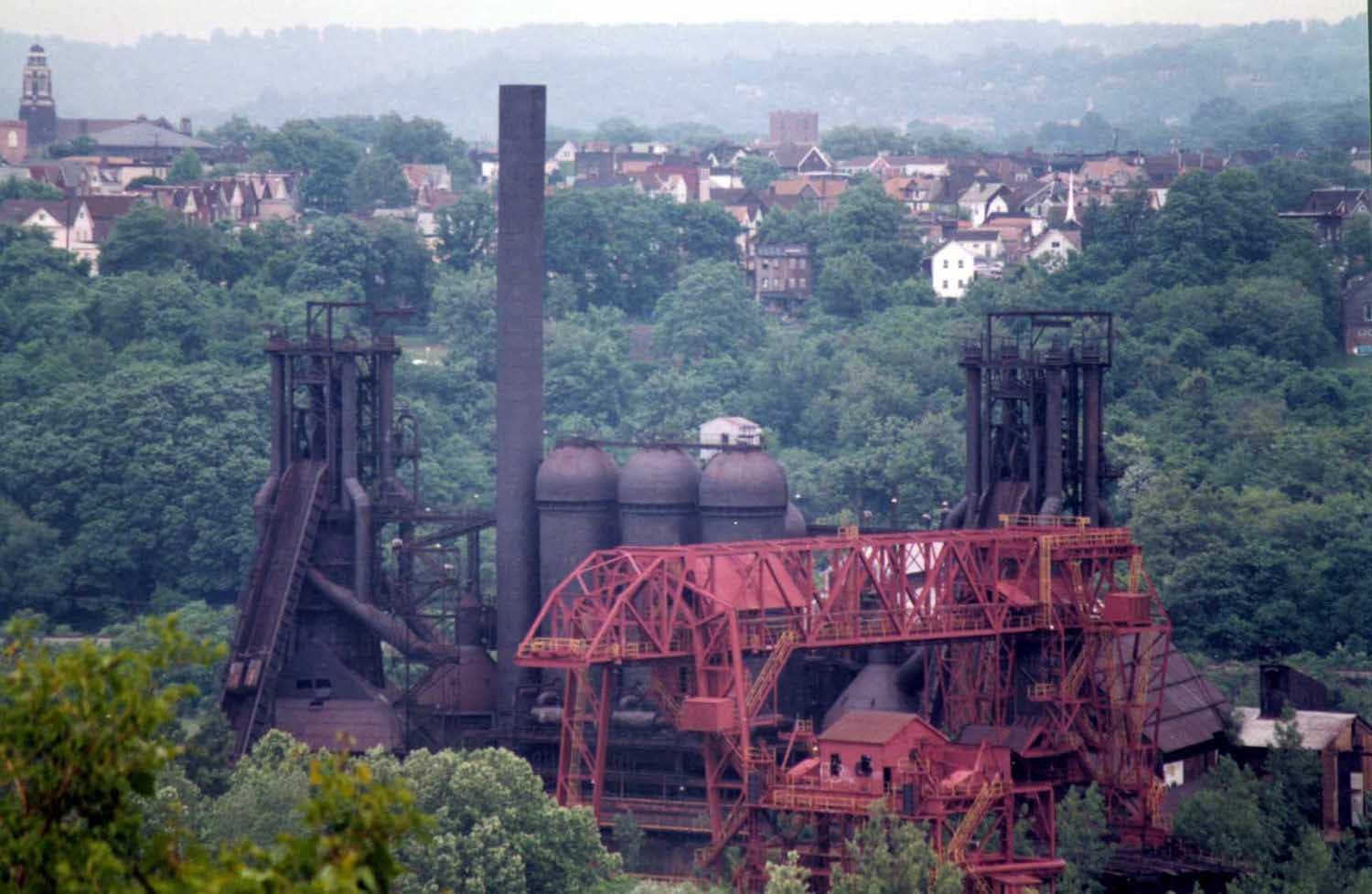 WDUQNews: Carrie Furnace To Get New Life