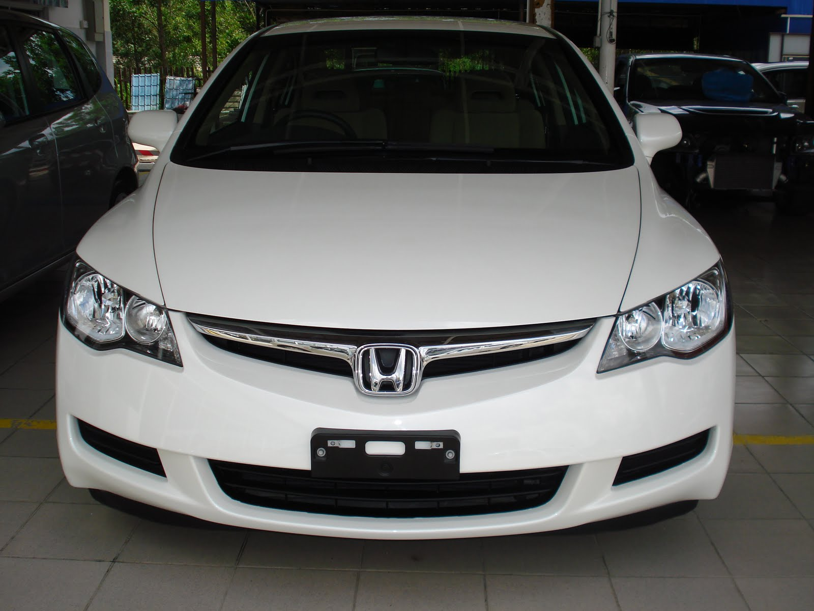 Quality Imported Used Cars For Sale: HONDA CIVIC FD1
