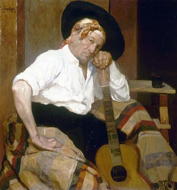 Ricardo Urgell, Maestros españoles del retrato, Retratos de Ricardo Urgell, Pintor español, Pintores de Barcelona, Pintores Catalanes, Pintores españoles