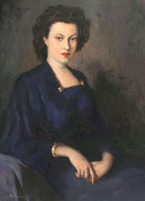 Rosendo González Carbonell, Maestros españoles del retrato, Retratos de Rosendo González Carbonell, Pintor español, Pintores Catalanes, Pintores de Barcelona