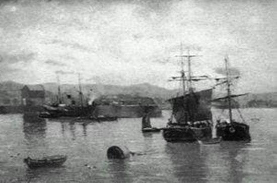 Puerto de Avilés, Juan Martínez Abades, Pintor español, Paisajes de Juan  Martínez Abades, Pintor Martínez Abades, Pintores españoles, Pintores Asturianos, Martínez Abades