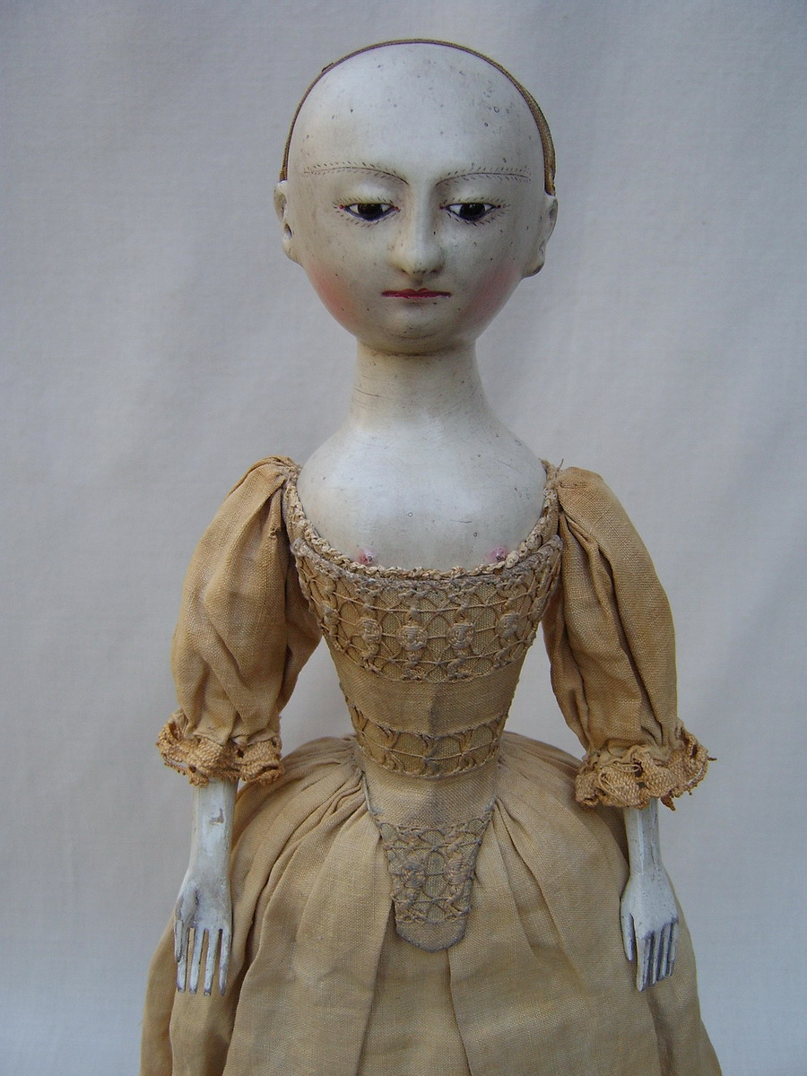 The Old Pretenders: A very unusual and rare doll