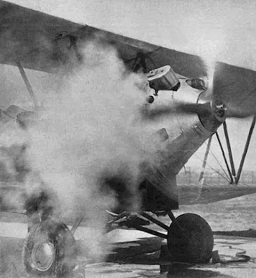 Steam Powered Aircraft Flies