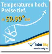 Promoções Low-Costs: Intersky