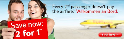 Promocao Low Cost: TUIfly
