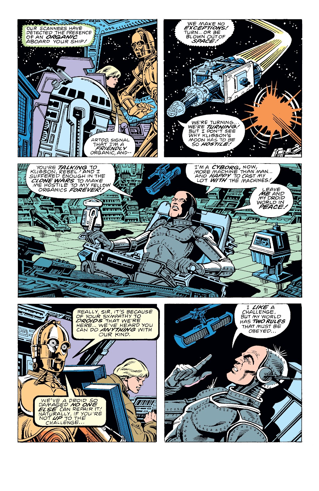 Read online Star Wars Legends: The Original Marvel Years - Epic Collection comic -  Issue # TPB 3 (Part 2) - 67