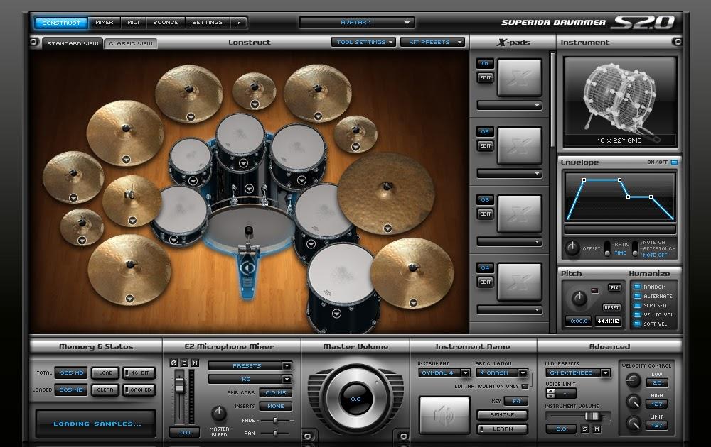 Metal Drum Vst Download