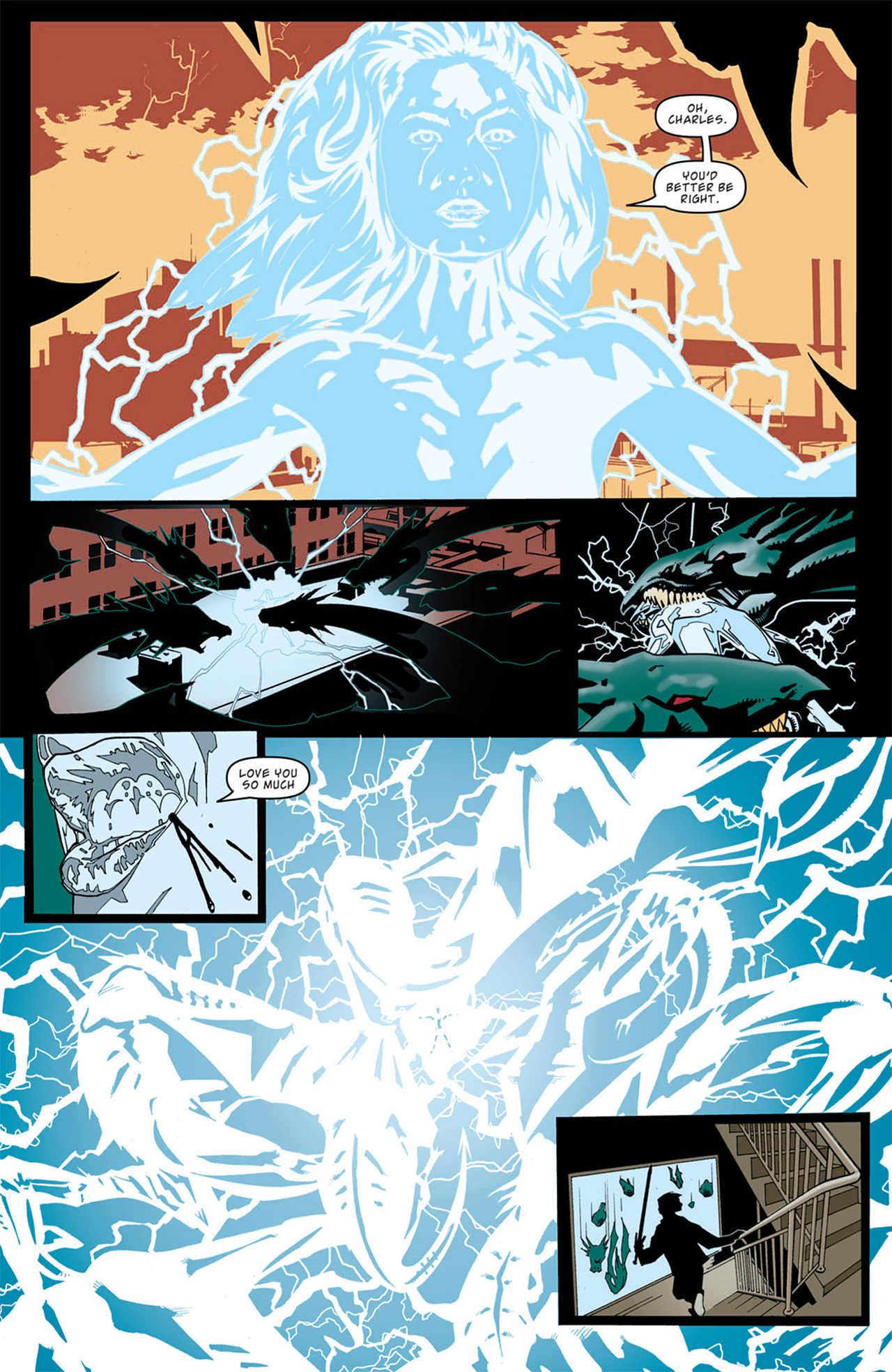 Read online Angel: After The Fall comic -  Issue #13 - 12