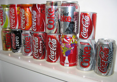 Coke Collection Obsession