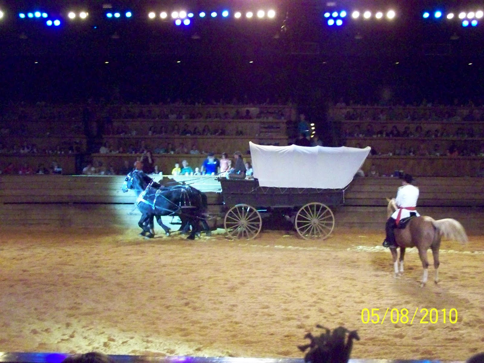 The Sanders Dixie Stampede At Pigeon Forge Tn