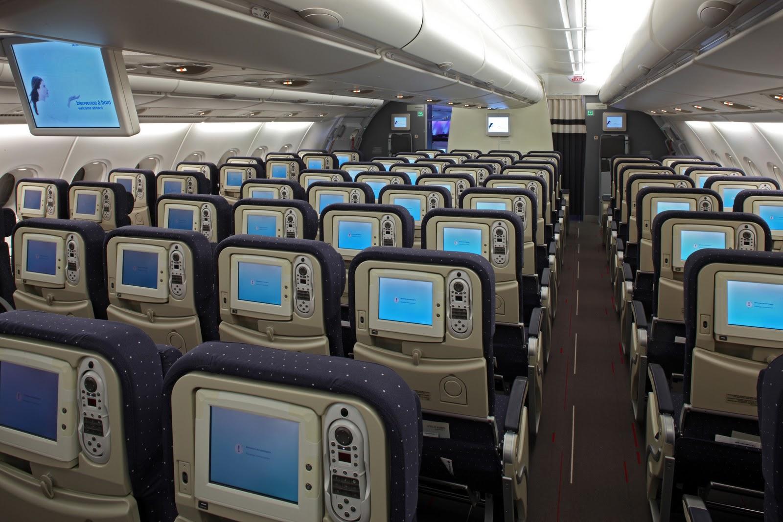 Jefferson World Trip Superjumbo Airbus A380 O Maior