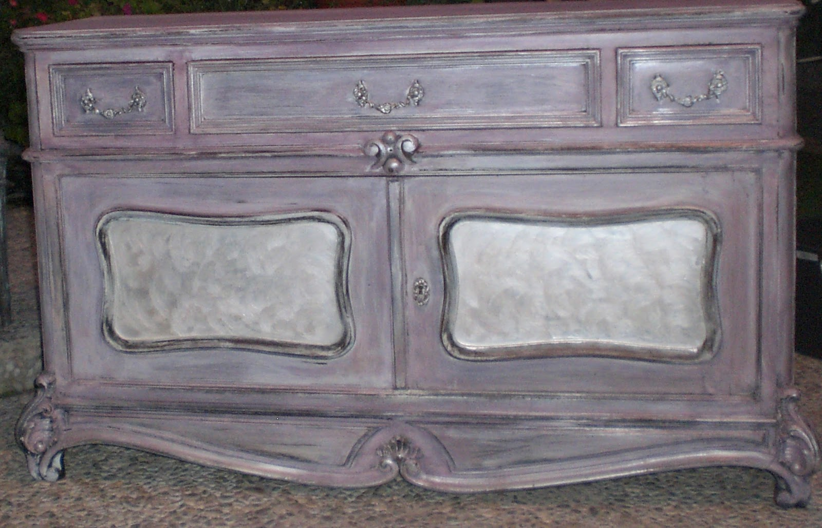 Muebles Pintados En Plata Muebles Pintados De Blanco Best Beautiful Cheap Cheap