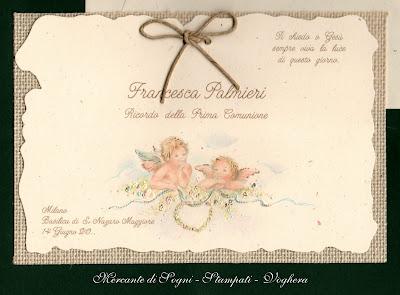 Mercante di sogni voghera stampati per cerimonia dal for Frasi di auguri per la cresima